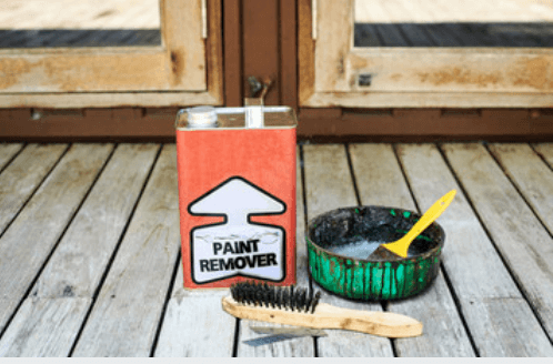 paint removing bottle